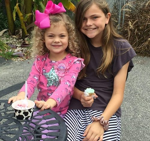 Girls Love Ice Cream